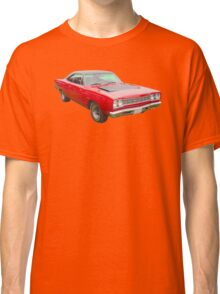 Red 1968 Plymouth Roadrunner Muscle Car Classic T-Shirt