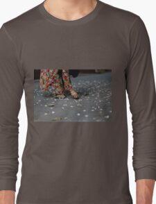 flower collector  Long Sleeve T-Shirt