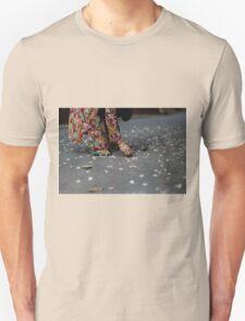 flower collector  Unisex T-Shirt