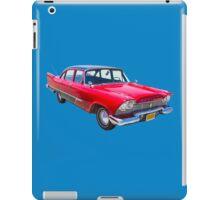 1958 Plymouth Savoy Classic Car iPad Case/Skin
