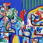 Revolution Blues by Rene Sinkjaer