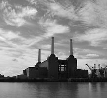 Battersea Power Station 2 by rualexa