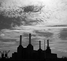 Battersea Power Station 3 by rualexa