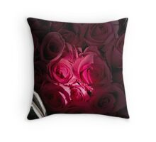Roses To Go Throw Pillow