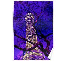 landmark chicago water tower Poster