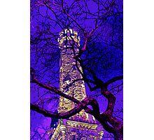landmark chicago water tower Photographic Print