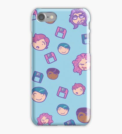 Tech Nerds iPhone Case/Skin