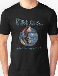 That Mumping Villain (Lt. Blue Text for Dark Tees) T-Shirt