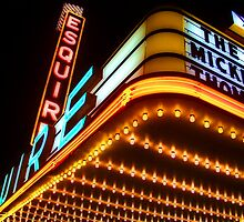 esquire theater, chicago by brian gregory