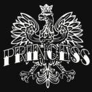 Cute Polish Princess White Eagle by PolishArt