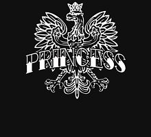 Cute Polish Princess White Eagle T-Shirt