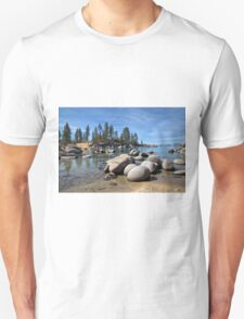 A Day at Sand Harbor Unisex T-Shirt