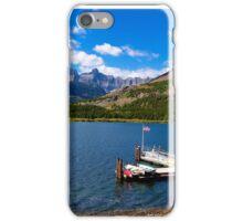 St. Mary Lake iPhone Case/Skin