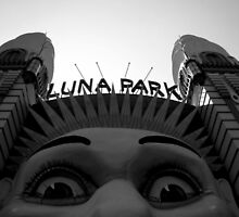 "Luna Park ""Just for Fun"" by Janie. D"