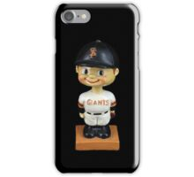 San Francisco Giants Bobblehead iPhone Case/Skin