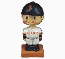 San Francisco Giants Bobblehead by Tomreagan
