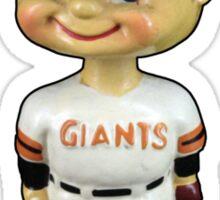 San Francisco Giants Bobblehead Sticker