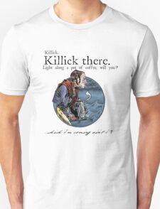That Mumping Villain (Black Text for Light Tees) T-Shirt