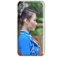 Traditional Chinese fashion iPhone Case/Skin