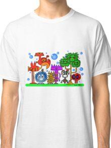 Monster Gang tee Classic T-Shirt