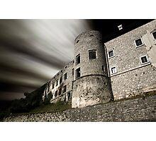 Haunted Castle Photographic Print