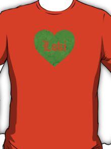 Love Loki (Green Lava) T-Shirt