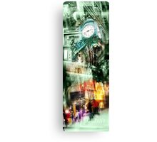 marshall field's chicago Canvas Print