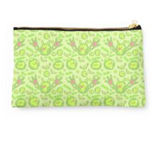 Psychic Green Blobs of Cute Studio Pouch
