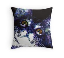 Fearghus After Dark Throw Pillow