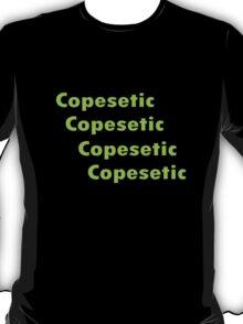 Copacetic geek funny nerd T-Shirt