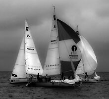 Match Racing #1 by Kofoed