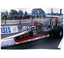 Top Fuel Dragster04 Poster