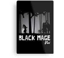 Black Mage - Vivi Metal Print