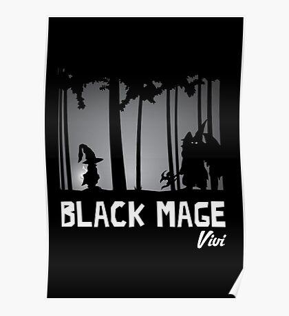 Black Mage - Vivi Poster
