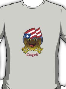 Coqui geek funny nerd T-Shirt