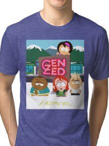 Gen Park Tri-blend T-Shirt