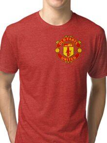 Old Farts United Tri-blend T-Shirt