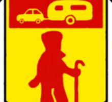 Old Farts United Sticker
