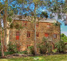 Albert Mill - Nairne, Adelaide Hills, South Australia by Mark Richards