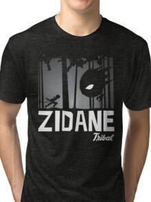 Zidane Tribal Tri-blend T-Shirt