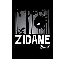 Zidane Tribal Photographic Print
