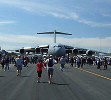 C-17 globemaster by kyle72