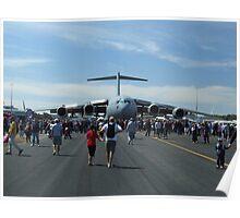 C-17 globemaster Poster