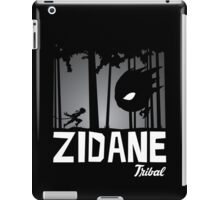 Zidane Tribal iPad Case/Skin