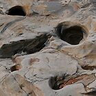 Glacial Potholes by Anne Smyth