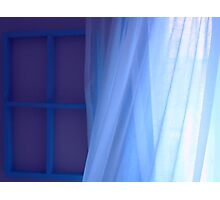 corner-breeze Photographic Print