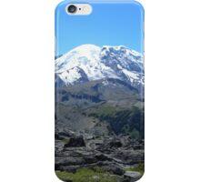 Mt Rainier iPhone Case/Skin