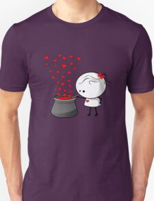 Secret love formula Unisex T-Shirt