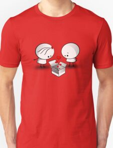 The valentine gift Unisex T-Shirt