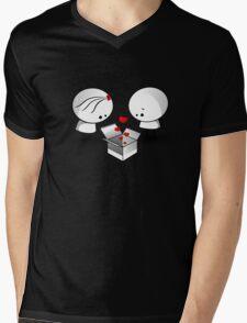 The valentine gift Mens V-Neck T-Shirt